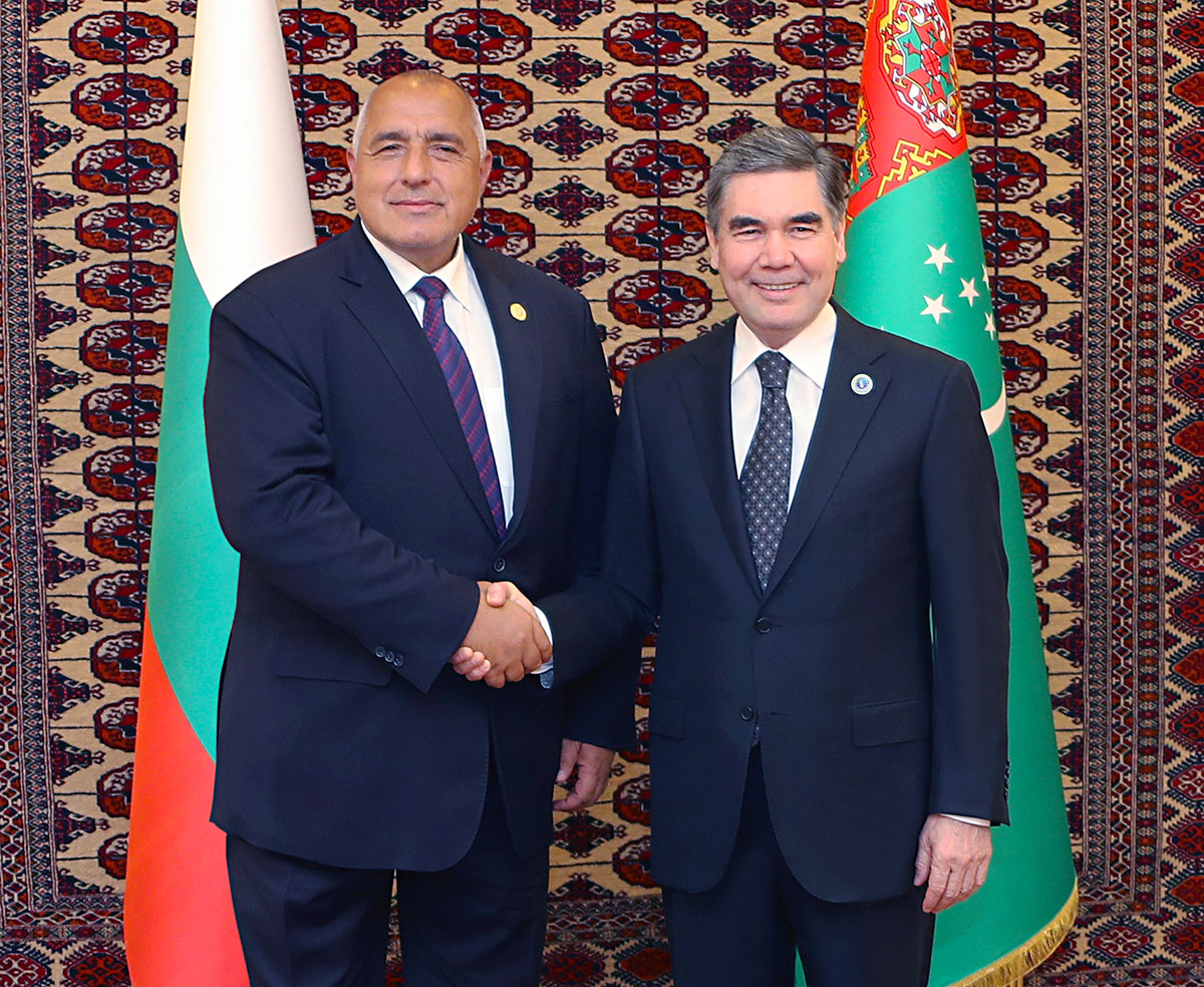To πρώτο Caspian Economic Forum είναι γεγονός και η Βουλγαρία ήταν παρούσα