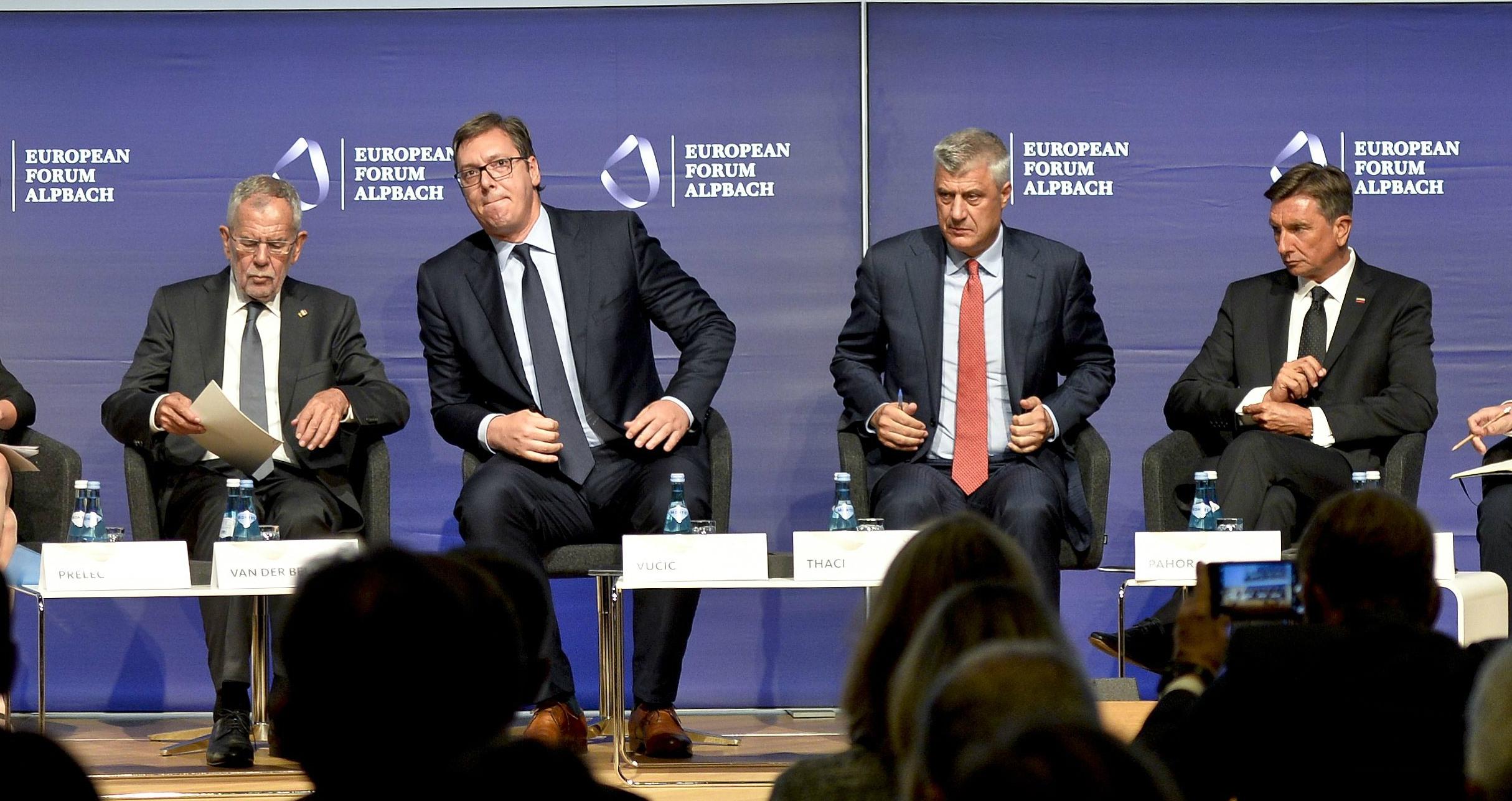 Οι χώρες Quint παροτρύνουν Βελιγράδι και Πρίστινα για επανέναρξη των συνομιλιών