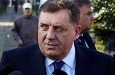 O Dodik απειλεί με συγκεκριμένες ενέργειες αν η Συμφωνία αποτύχει