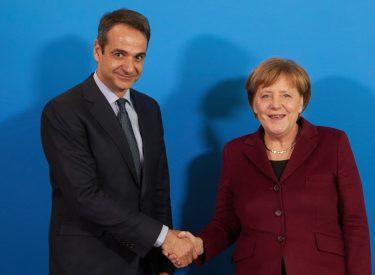 Βερολίνο, Χάγη και Παρίσι πριν την ΔΕΘ για τον Κυριάκο Μητσοτάκη