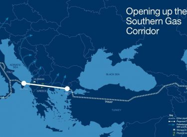Μπορεί να υπάρξει «συνεργασία» Turkish Stream και ΤΑΡ;