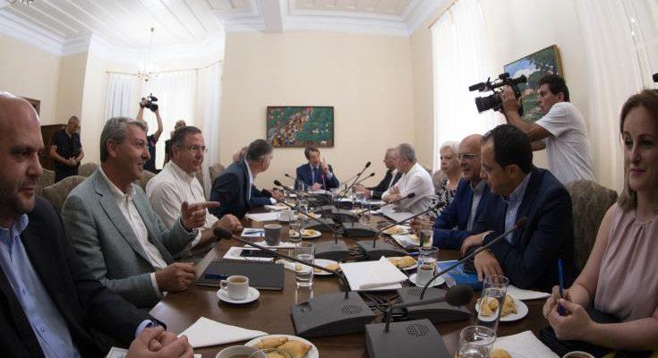 Κύπρος: Ενόψει η νέα συνεδρία του Εθνικού Συμβουλίου