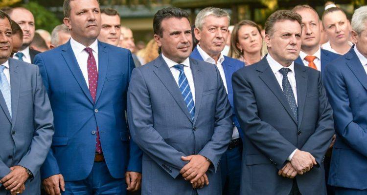 Όχι σε πρόωρες εκλογές από τον Zaev