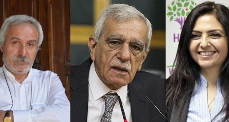 Η Άγκυρα απομάκρυνε 3 εκλεγμένους δημάρχους κουρδικής καταγωγής