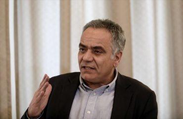 Ο Πάνος Σκουρλέτης ξεκινά τη συζήτηση για την ανανέωση του ΣΥΡΙΖΑ