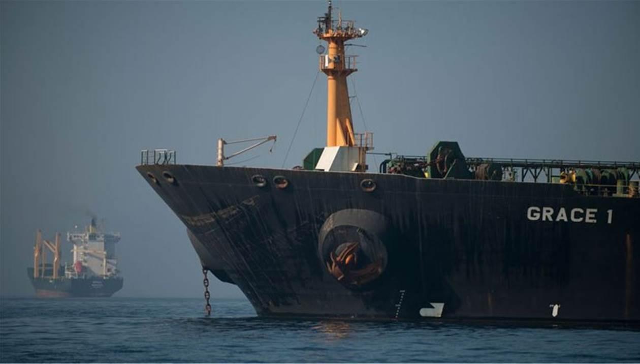 """""""Κανένα αίτημα κατάπλευσης σε Ελληνικό λιμάνι"""" από το Ιρανικό τάνκερ τονίζει η Αθήνα"""
