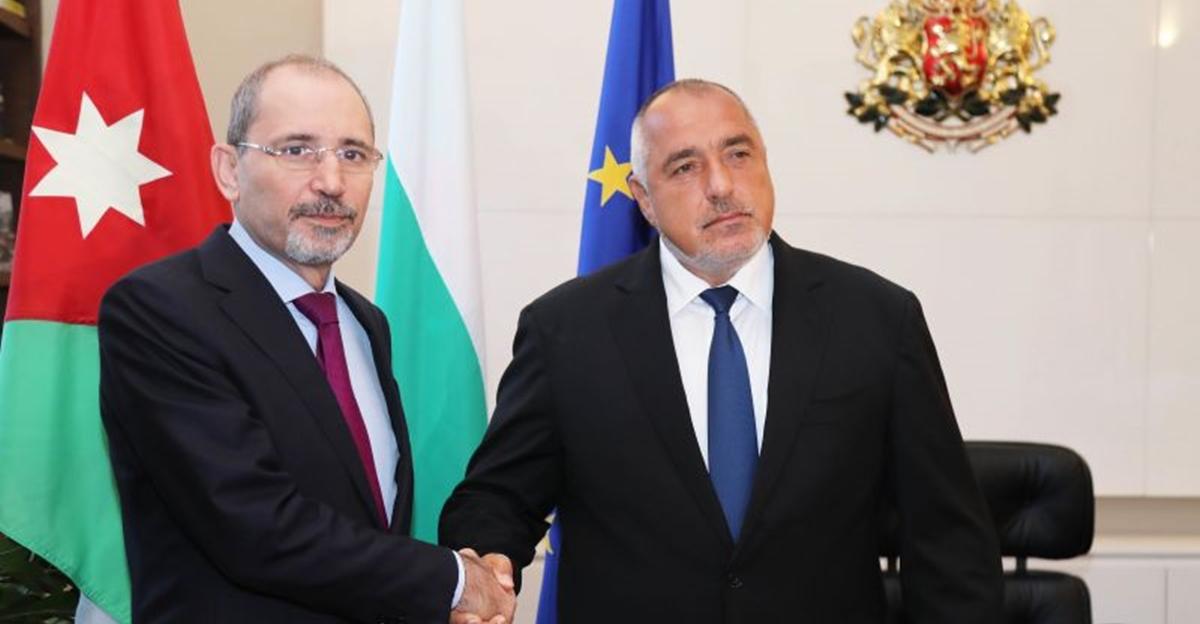 Τη στήριξή του στη Διαδικασία της Άκαμπα εξέφρασε ο Βούλγαρος Πρωθυπουργός σε συνάντησή του με τον Ιορδανό ΥΠΕΞ