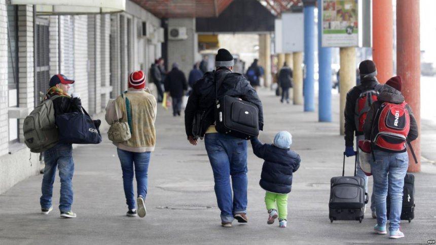 Η νεολαία του Κοσσυφοπεδίου εγκαταλείπει τη χώρα