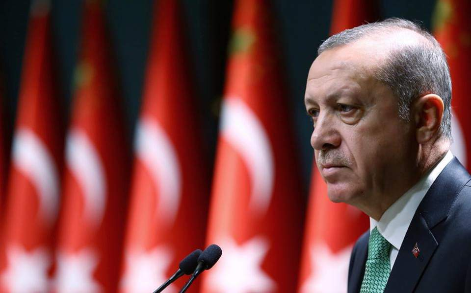 Ερντογάν: Κανείς δεν μπορεί να μας εμποδίσει στην Ανατολική Μεσόγειο