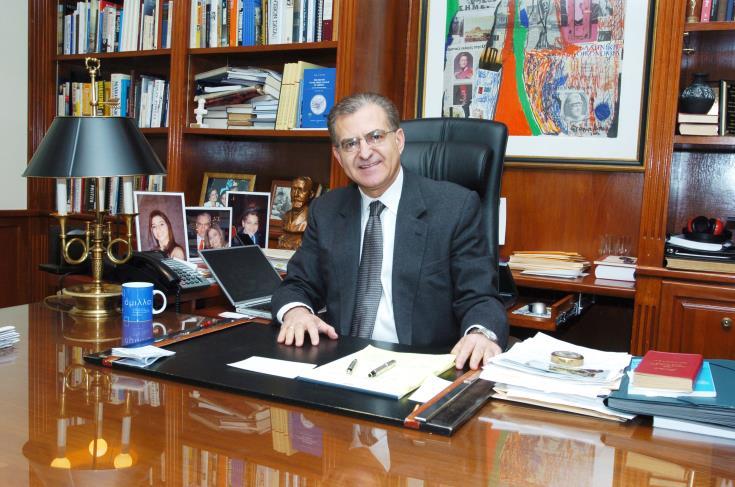 Διήμερη επίσκεψη του Υφυπουργού Εξωτερικών Ελλάδας Αντώνη Διαματάρη στην Κύπρο
