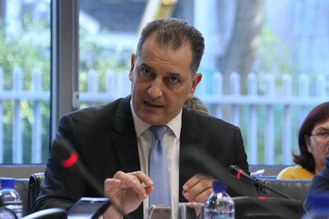 Η Shell στο προεδρικό της Κύπρου και η ενημέρωση για τα ενεργειακά