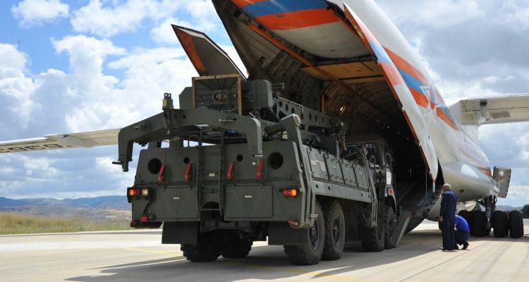 Σόου Erdogan-Putin με ρωσικά μαχητικά