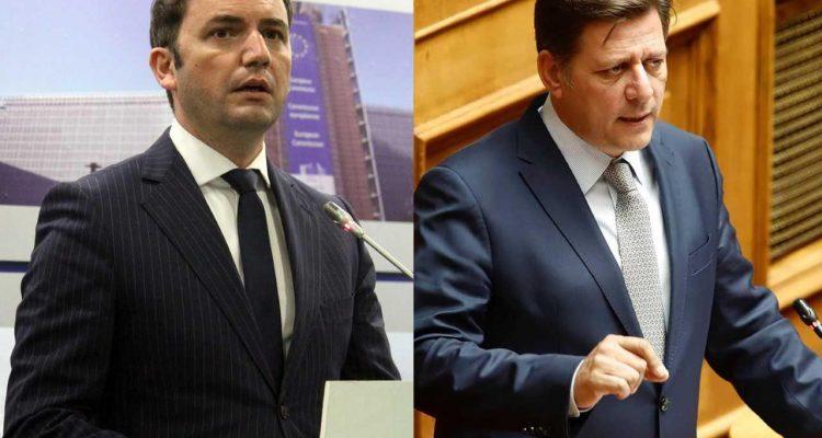 Να κατατεθεί στην βουλή η επιστολή Βαρβιτσιώτη σε Osmani ζητάει ο ΣΥΡΙΖΑ – update
