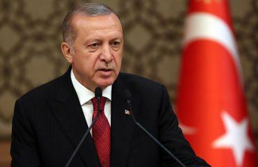 Ερντογάν: Η Τουρκία δεν έχει την πολυτέλεια να παρακολουθεί την Αν. Μεσόγειο από τις κερκίδες