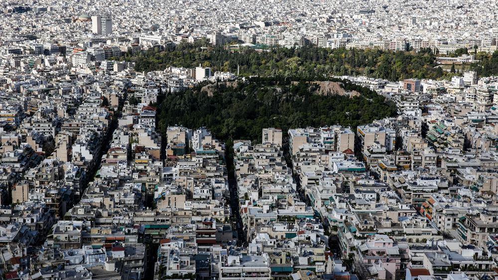 Αύξηση στις τιμές διαμερισμάτων στην Ελλάδα