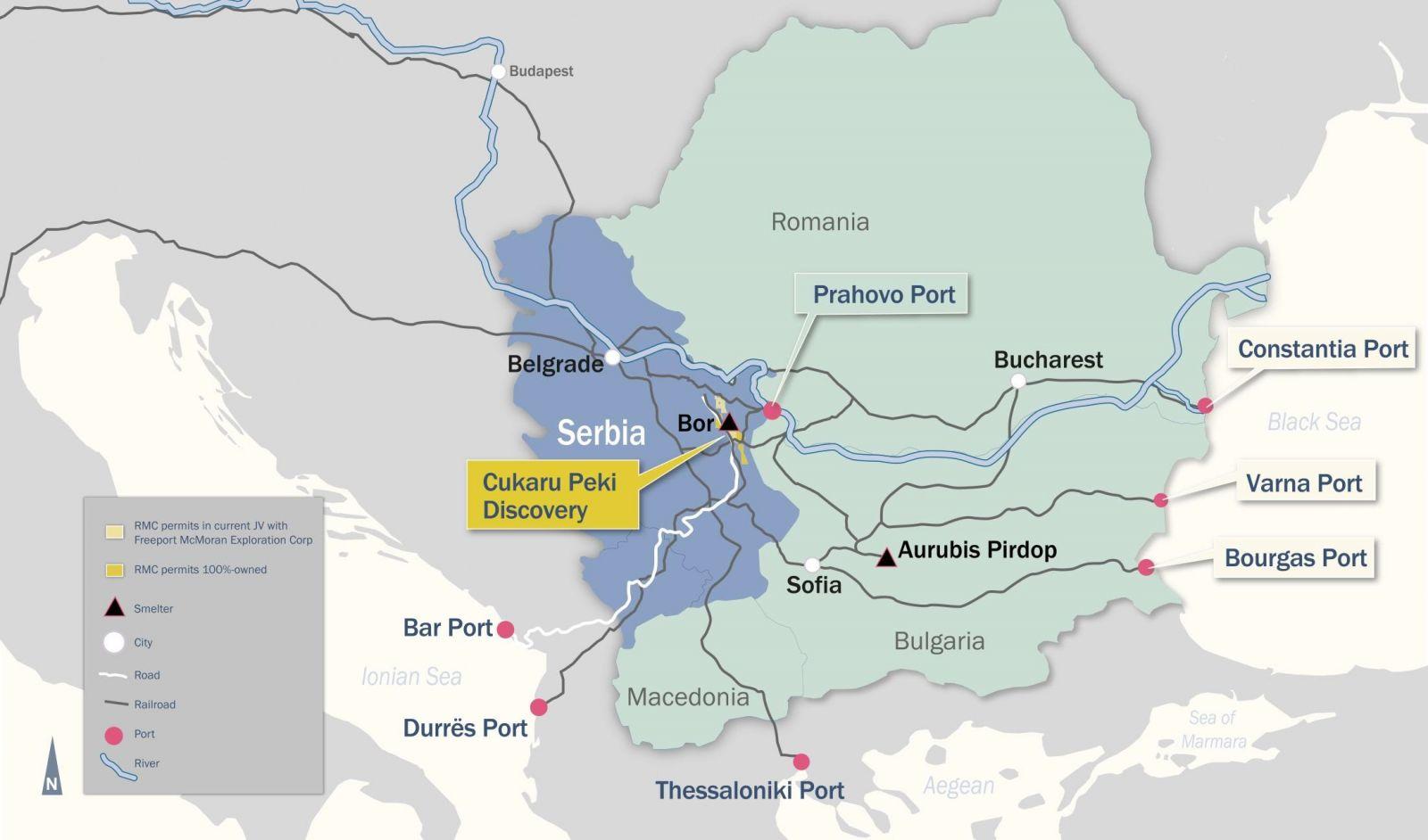 Το λίθιο, «μία από τις μεγαλύτερες ελπίδες για την Σερβία»