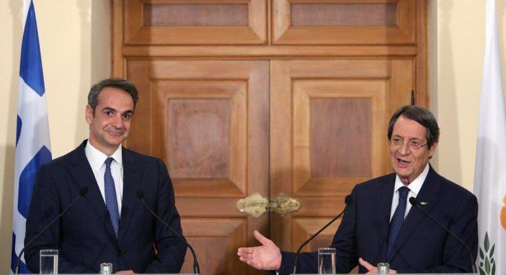 Συντονισμός Λευκωσίας- Αθήνας για Κυπριακό