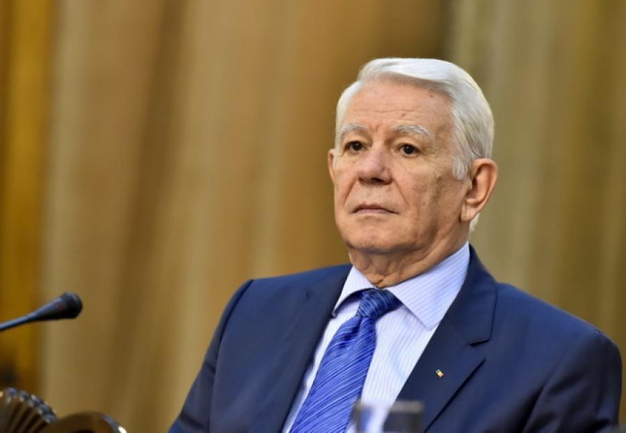 Ρουμανία:Τον Melescanu προτείνει η Dancila για πρόεδρο της Γερουσίας