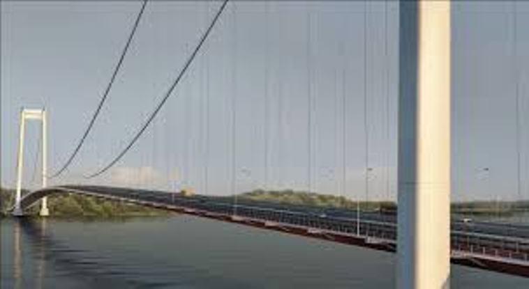 Στη Brăila θα κατασκευαστεί γέφυρα πάνω από το Δούναβη μέχρι το 2023
