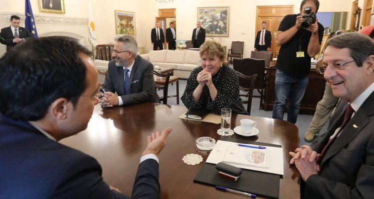 Κύπρος: Συνεχίζονται οι διαβουλεύσεις για τους όρους αναφοράς