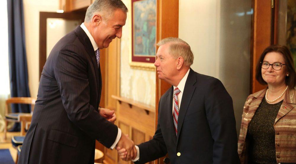 Μαυροβούνιο: Διφορούμενες αντιδράσεις για την επίσκεψη αντιπροσωπείας του Κογκρέσου