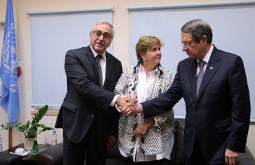Αναχωρεί από την Κύπρο χωρίς κάτι απτό στα χέρια της η Λουτ