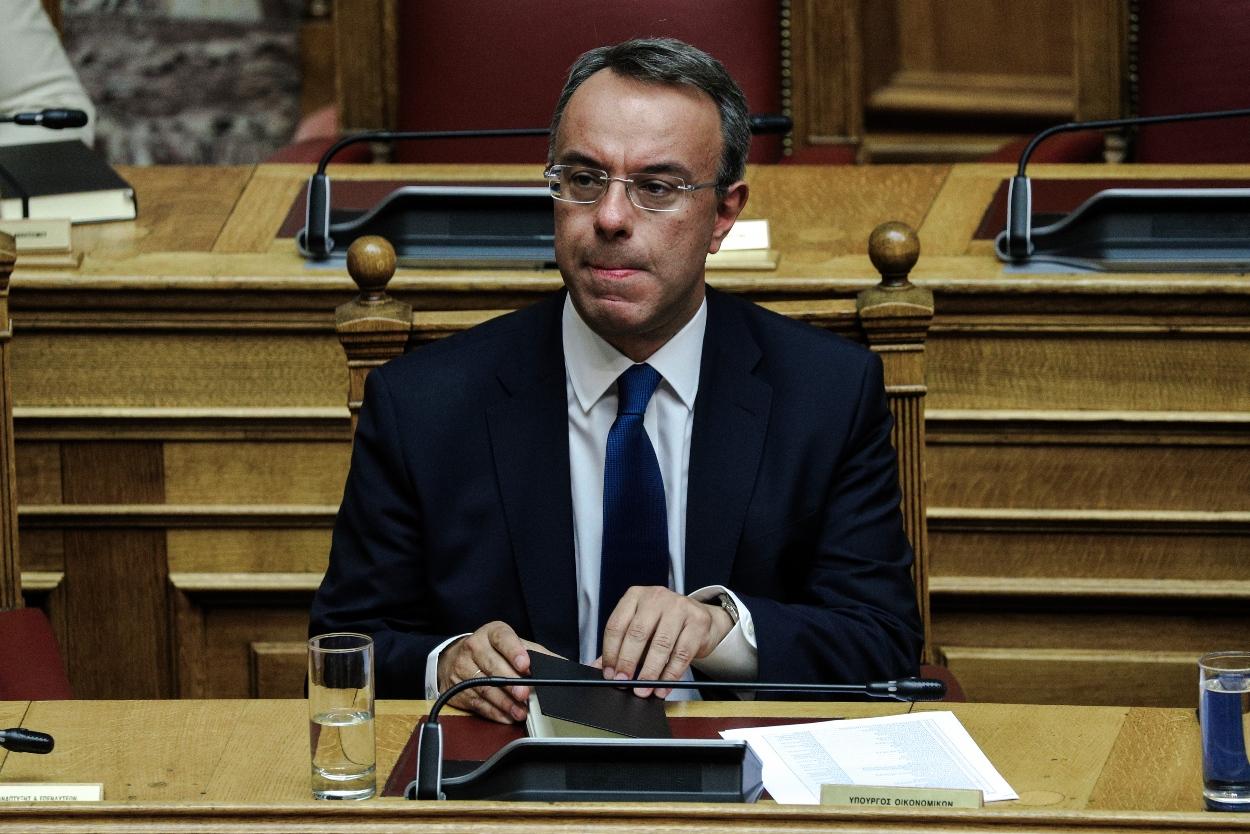 Ο Σταϊκούρας ενημερώνει το Eurogroup για το ΔΝΤ και στέλνει επιστολή στον ESM