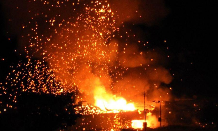 Έκρηξη σε στρατιωτική περιοχή στα κατεχόμενα – 12 οι τραυματίες – update