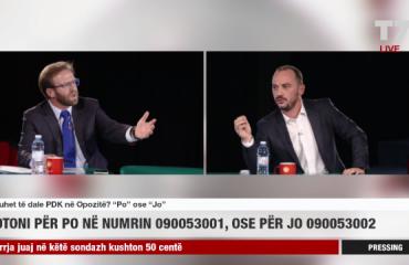 Πολιτικοί στο Κοσσυφοπέδιο έρχονται στα χέρια μετά από έντονη συζήτηση στην τηλεόραση
