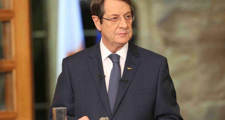 Αναστασιάδης: Την ερχόμενη βδομάδα θα γίνει προσφυγή στο Συμβούλιο Ασφαλείας