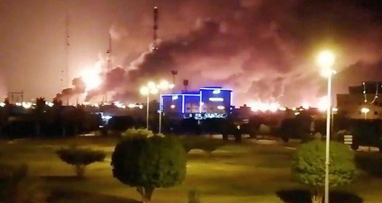 Στα ύψη το πετρέλαιο μετά τις επιθέσεις στην Σαουδική Αραβία