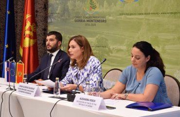 Πάνω από τρία εκατ. ευρώ για διασυνοριακά έργα σε Μαυροβούνιο και Σερβία