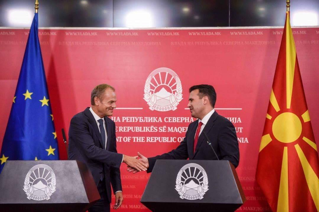 Η Βόρεια Μακεδονία έχει κάνει αυτό της αναλογεί, τώρα είναι η σειρά των ηγετών της ΕΕ