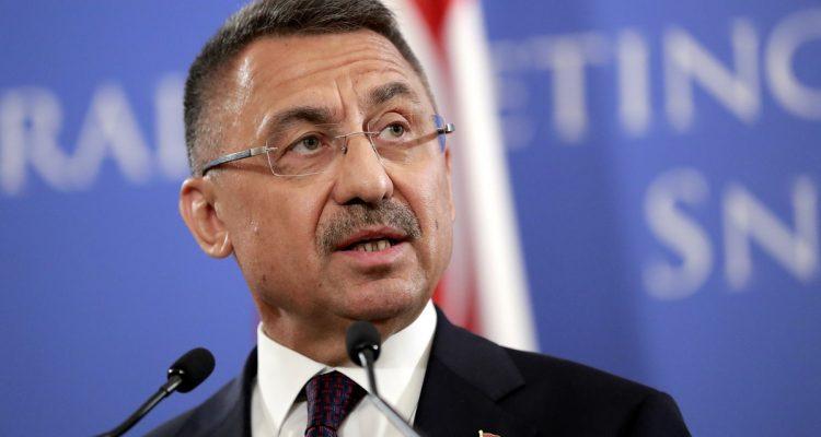 Τούρκος Αντιπρόεδρος: Δεν είναι σημαντικό το όνομα του μοντέλου λύσης για Κυπριακό