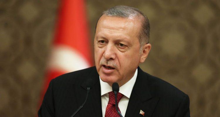 Ερντογάν για Κύπρο: «Θα μας βρουν απέναντί τους»