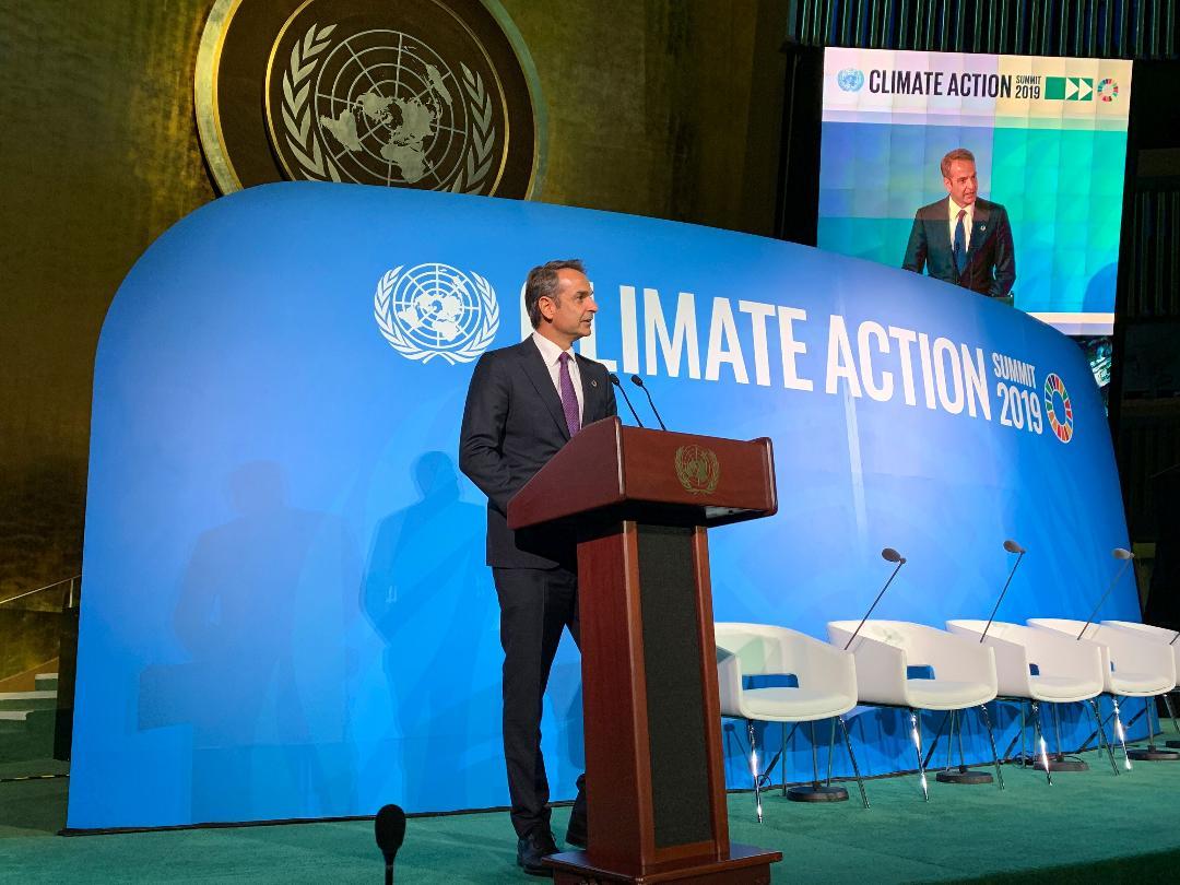 Η κλιματική αλλαγή, το Μάτι και η στροφή Μητσοτάκη