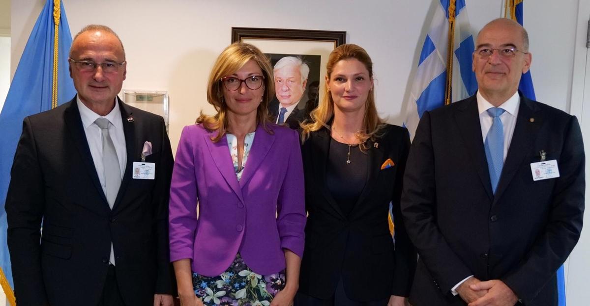Ελλάδα, Βουλγαρία, Ρουμανία και Κροατία ζητούν την έναρξη ενταξιακών συνομιλιών για Αλβανία και Βόρεια Μακεδονία