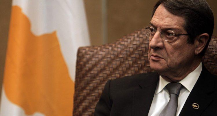 Αναστασιάδης: Συνεχώς η μια πρόκληση διαδέχεται την άλλη