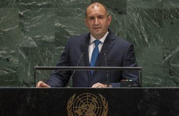Radev – ΟΗΕ: Eπένδυση στη σταθερότητα η ευρωπαϊκή ολοκλήρωση των Δυτικών Βαλκανίων
