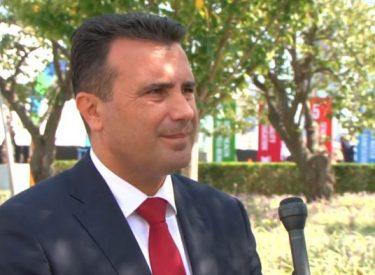 """Αποκλειστική συνέντευξη Zoran Zaev: """"Η Ελλάδα πρέπει να αναλάβει την ηγεσία των Βαλκανίων"""""""