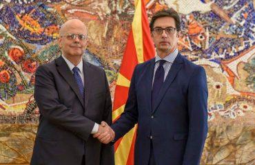 Δημήτριος Γιαννακάκης ο πρώτος πρέσβης της Ελλάδας στη Βόρεια Μακεδονία