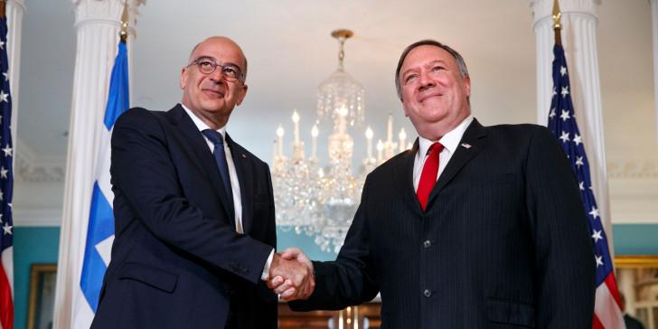 Ξεκινά τη Δευτέρα ο δεύτερος γύρος του στρατηγικού διαλόγου Ελλάδας – ΗΠΑ