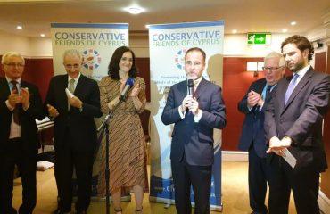 Την Κύπρο θα επισκεφθεί ο Βρετανός Υπουργός για την Ευρώπη