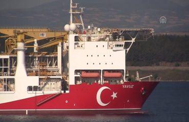 Άγκυρα: «Θα συνεχίσουμε τις γεωτρήσεις μας στην Ανατολική Μεσόγειο»