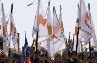 Με στρατιωτική παρέλαση κορυφώνονται οι εκδηλώσεις για την επέτειο της κυπριακής ανεξαρτησίας