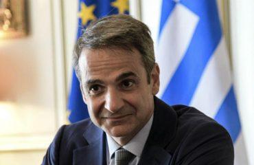 Προσφυγικό και Τουρκία στην συνάντηση Μητσοτάκη-Charles Michel στις Βρυξέλλες