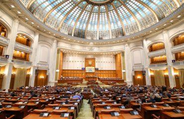 Ρουμανία: Το Κοινοβούλιο αποφασίζει σήμερα την ατζέντα της πρότασης μομφής