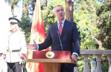 Đukanović: Οι χώρες των Δυτικών Βαλκανίων πρέπει να υιοθετήσουν το ευρωπαϊκό σύστημα αξιών