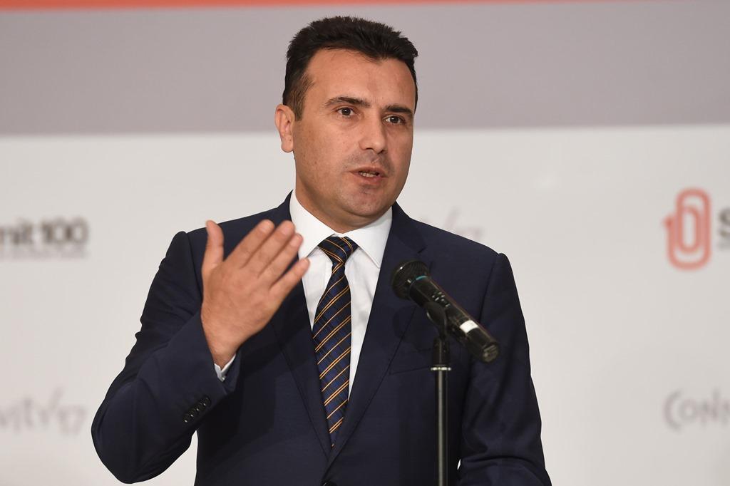 Zaev: Η απόφαση για νέο εκλογικό μοντέλο θα υιοθετηθεί με συναίνεση