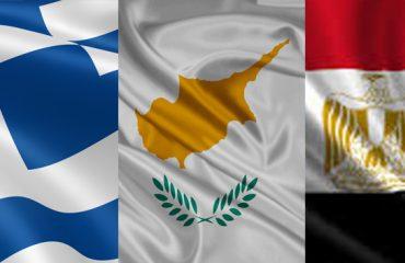 Στην Αθήνα πραγματοποιείται η 3η τριμερής υπουργών άμυνας Ελλάδας, Κύπρου και Αιγύπτου